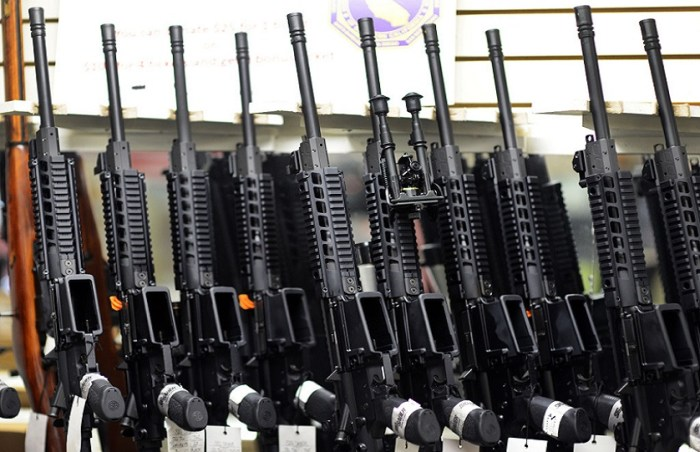 Listen To The White House Conference Call On Banning AR-15s (Video)