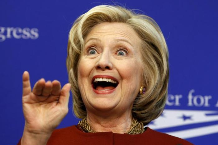 Hillary Attacks Trump, Misses And Knocks Herself Out With THIS Tweet (Video)