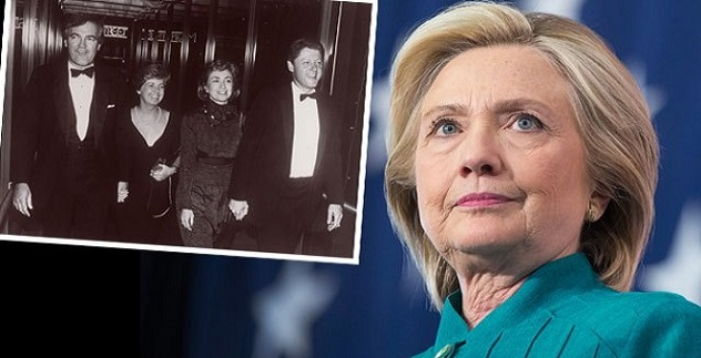 FBI Files Linking Hillary To 'Suicide' Of WH Counsel Vince Foster Vanished From National Archives (Video)