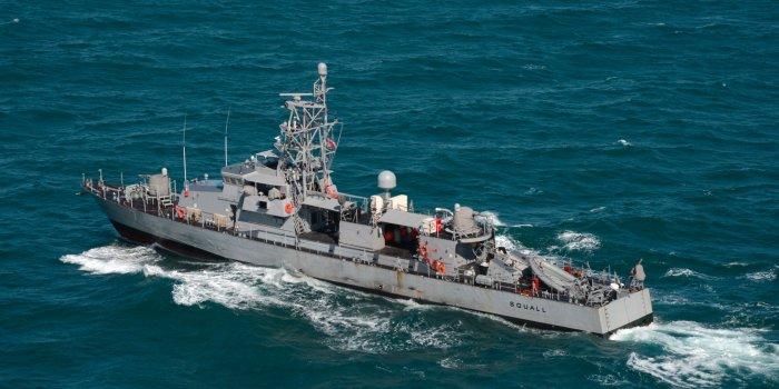 Iran Warns Encroaching U.S. Ships Will Be 'Severely Punished'