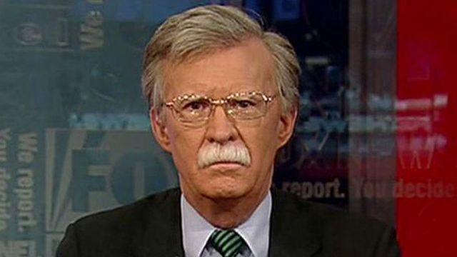 John Bolton: Hillary Clinton Demonstrated 'Disdain For National Security' (Video)