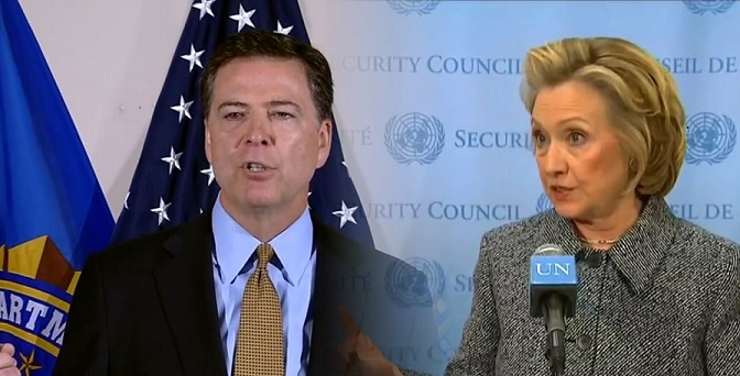 DOJ Granted Immunity To Computer Expert Who Deleted Clinton Emails (Video)