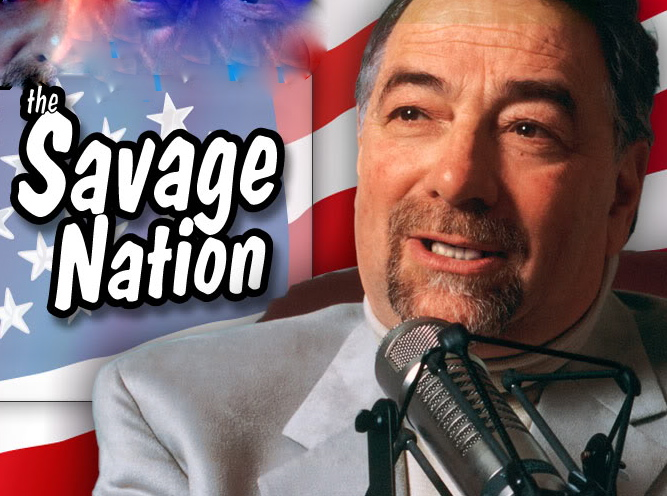 Michael Savage: We're 'One Bad Election Away' From Losing America (Video)