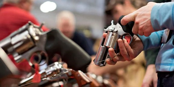 Surging Sales: Gun-Related Background Checks Break Monthly Record (Video)