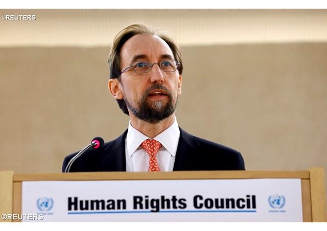 Trump As President Would Pose Global Danger, U.N. Rights Boss Warns