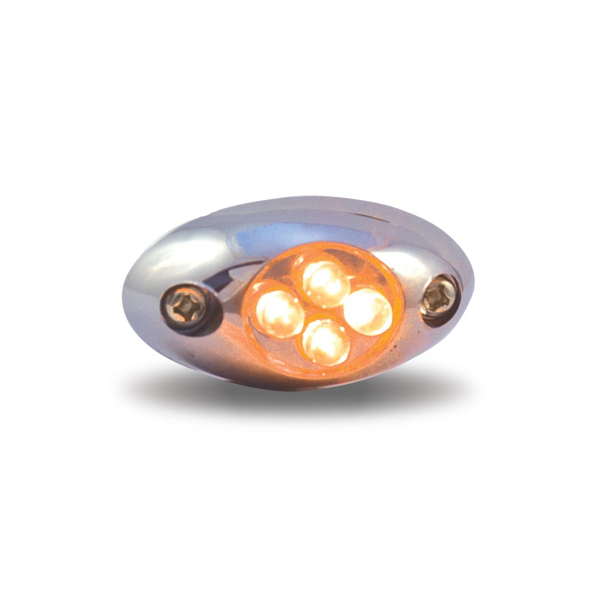Amber Led Amber Led Courtesy Light 4 Diodes