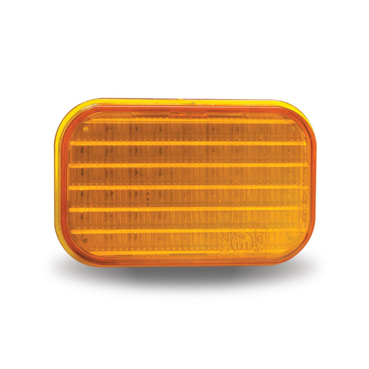 Amber Led Amber Turn Signal And Marker Led Square Light 32 Diodes