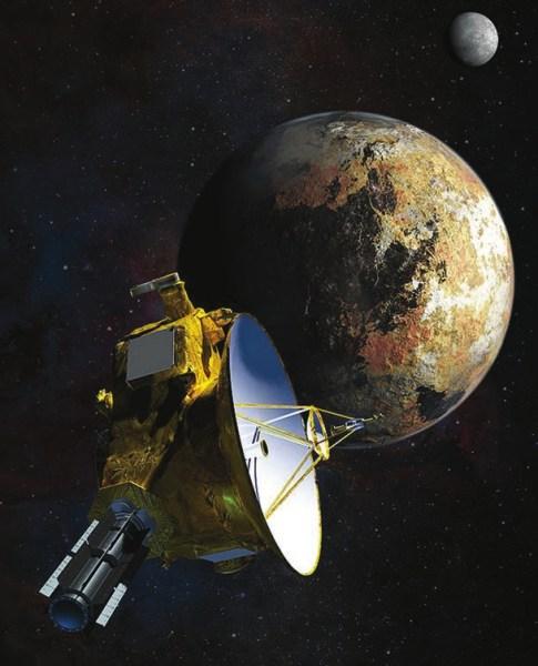 Новые горизонты. Миссия: Плутон (2015)
