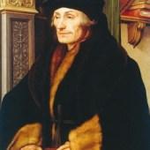 Эразм Роттердамский. Гольбейн-мл. 1523 («Википедия»)