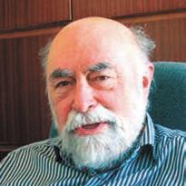 Анатолий Вершик, лауреат премии фонда «Династия» «Жизнь, посвященная математике» (2014)