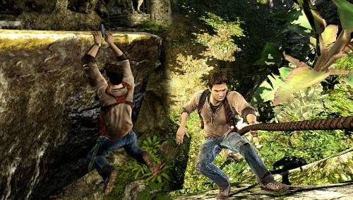 TNP UGA04 TEST   Uncharted Golden Abyss PSVita
