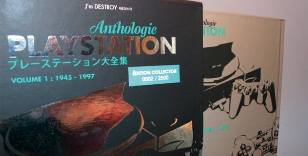 Déballage - Playstation Anthologie : histoire d'une légende
