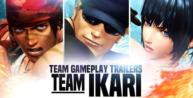 The King of Fighters XIV : La Team Ikari fait sa guerre