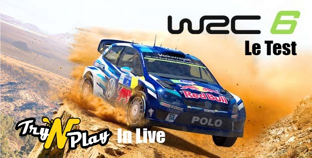 TNP In Live - WRC 6 PS4 : Le Test