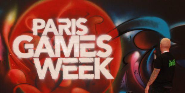 Paris Games Week 2016 - Le salon événement en photos