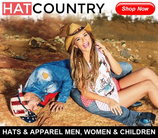 HatCountry.com Women's Mens Kids Western Wear and Hats!
