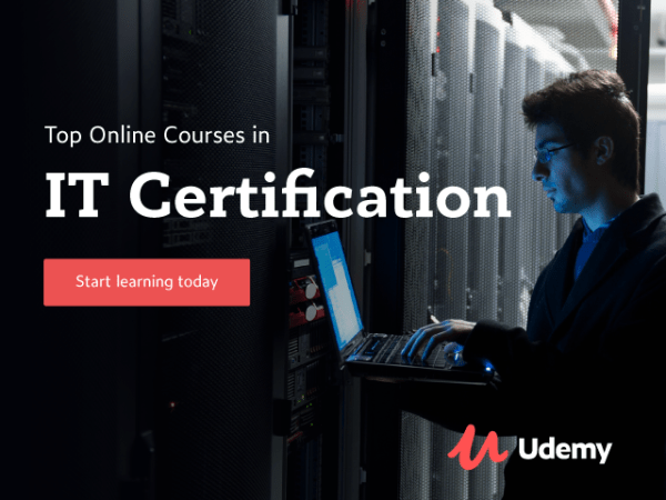 All IT and Tech Courses udemy 10 bucks
