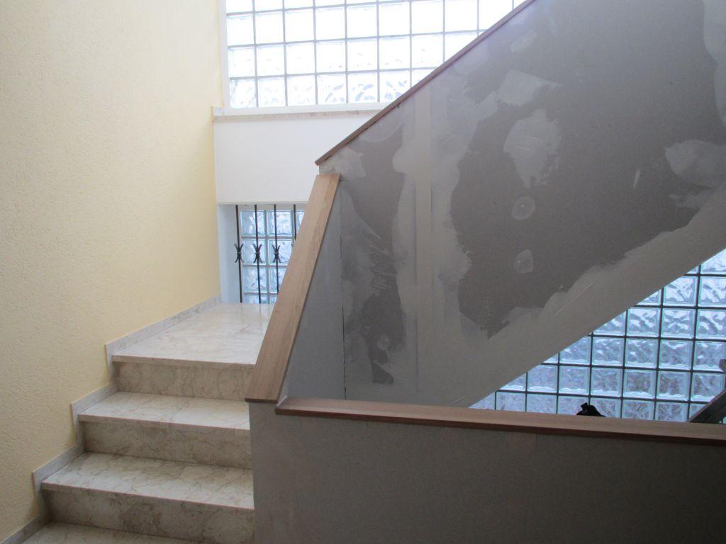 Rundes Treppengelander Verkleiden Galerie Wohnzimmer Gelander