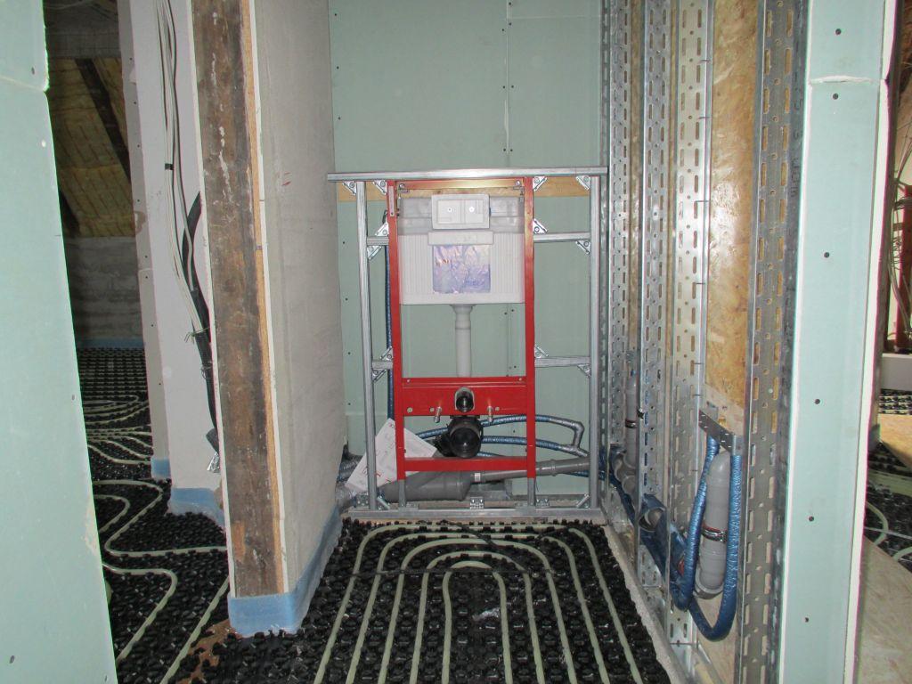Badezimmer Trockenbau Ideen Die Besten 25 43 Dachbodenausbau