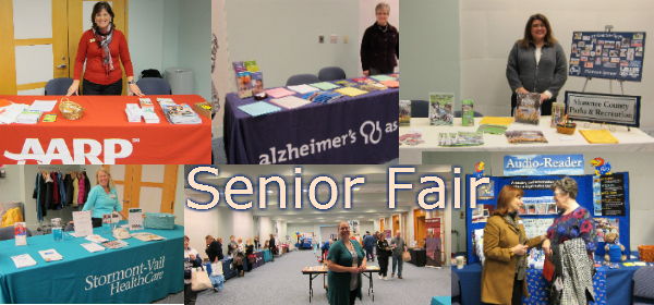 Repair Auto Senior Fair Offers Helpful Information For Older Adults