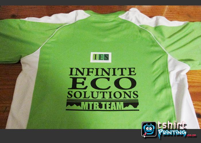 Sports team tshirt printing and design for Non profit t shirt printing
