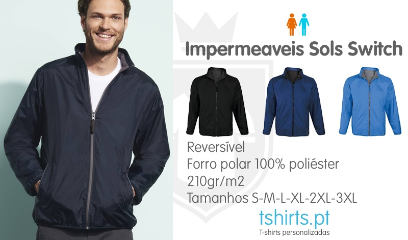Impermeaveis sols switch