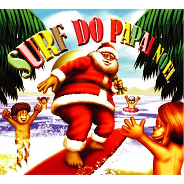 51AIRSHOP Santa lt; christmas CD gt; Surf do Papai Noel / surf