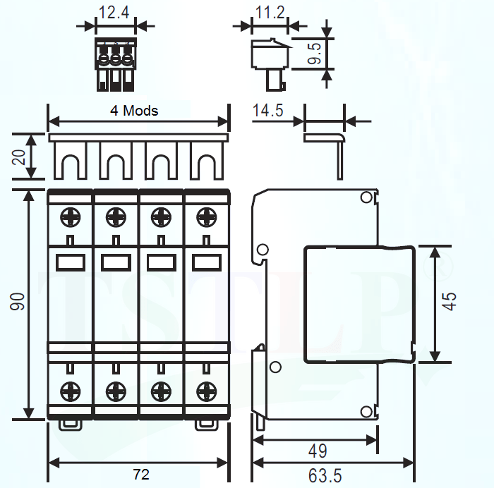 surge guard wiring diagram