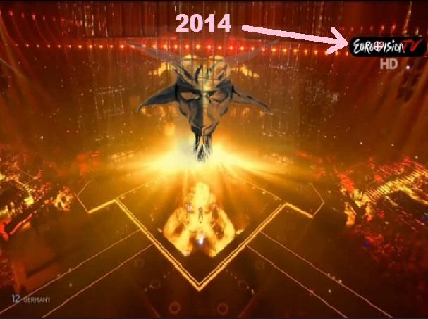 ΜΑΣΟΝΙΚΑ ΣΥΜΒΟΛΑ EUROVIZION 2014