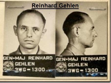 Reinhard Gehlen - ΝΑΖΙ