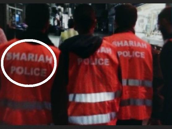 Scharia-Polizei 2