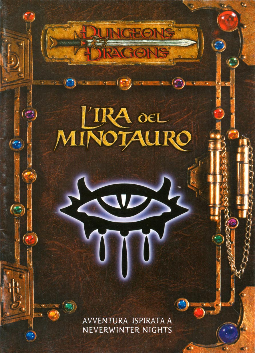 Booklet Librerie Italian Dungeons Dragons Archive