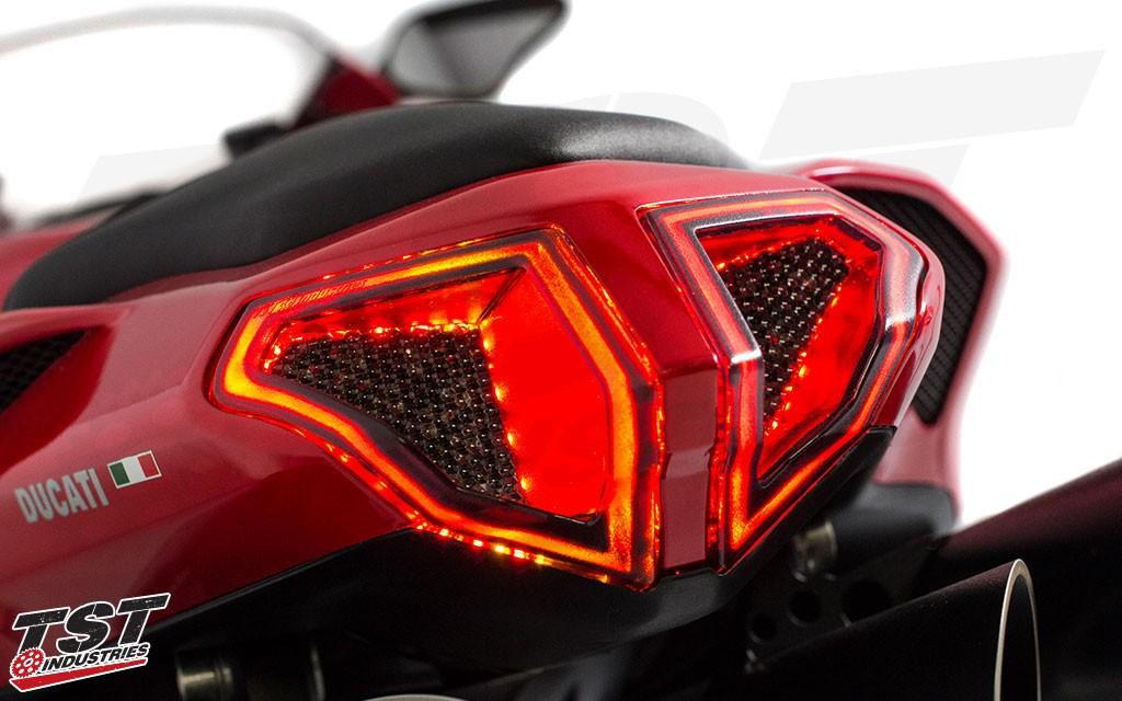 Ducati Integrated Tail Light Wiring - Carbonvotemuditblog \u2022