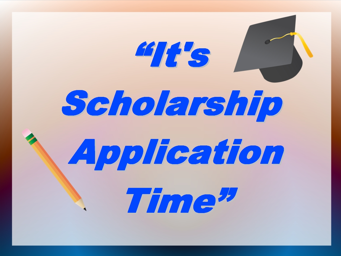 scholarship guidelines template