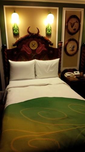 DSC 4174 e1455700029381 281x500 【ディズニーランドホテル】ティンカーベルルームに宿泊しました!