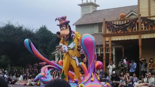 DSC 0845 500x281 ディズニーランドのハロウィン!その1☆2016年秋ディズニー旅行