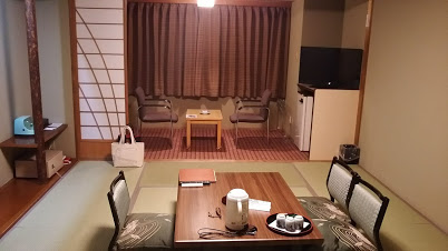DSC 2760 登別万世閣に宿泊しました☆温泉&お食事!近隣観光は地獄谷&間欠泉