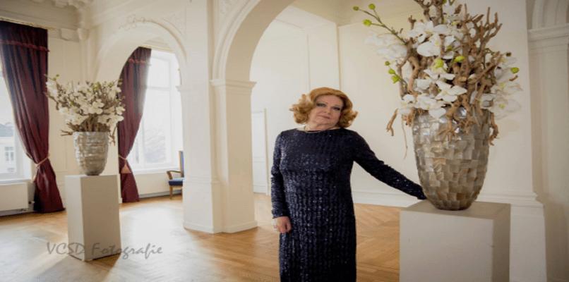 Jeanine Eindhoven travestie in hart en ziel