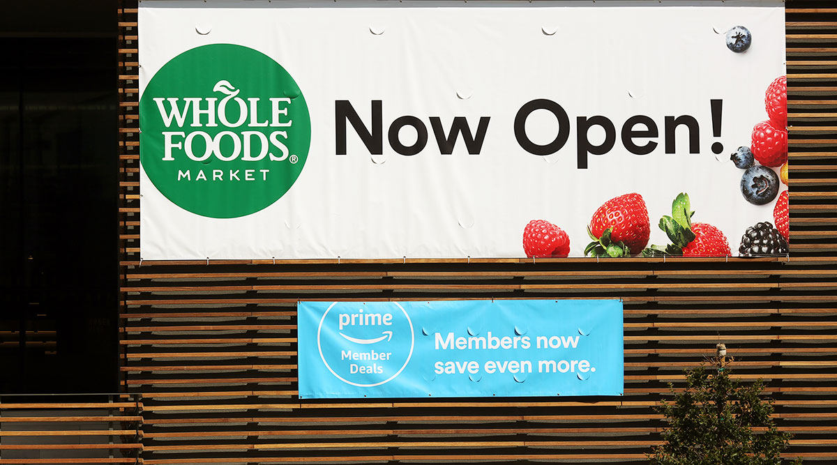 Amazon Whole Foods Two Years After Amazon Deal Whole Foods Is Just 10 Cheaper
