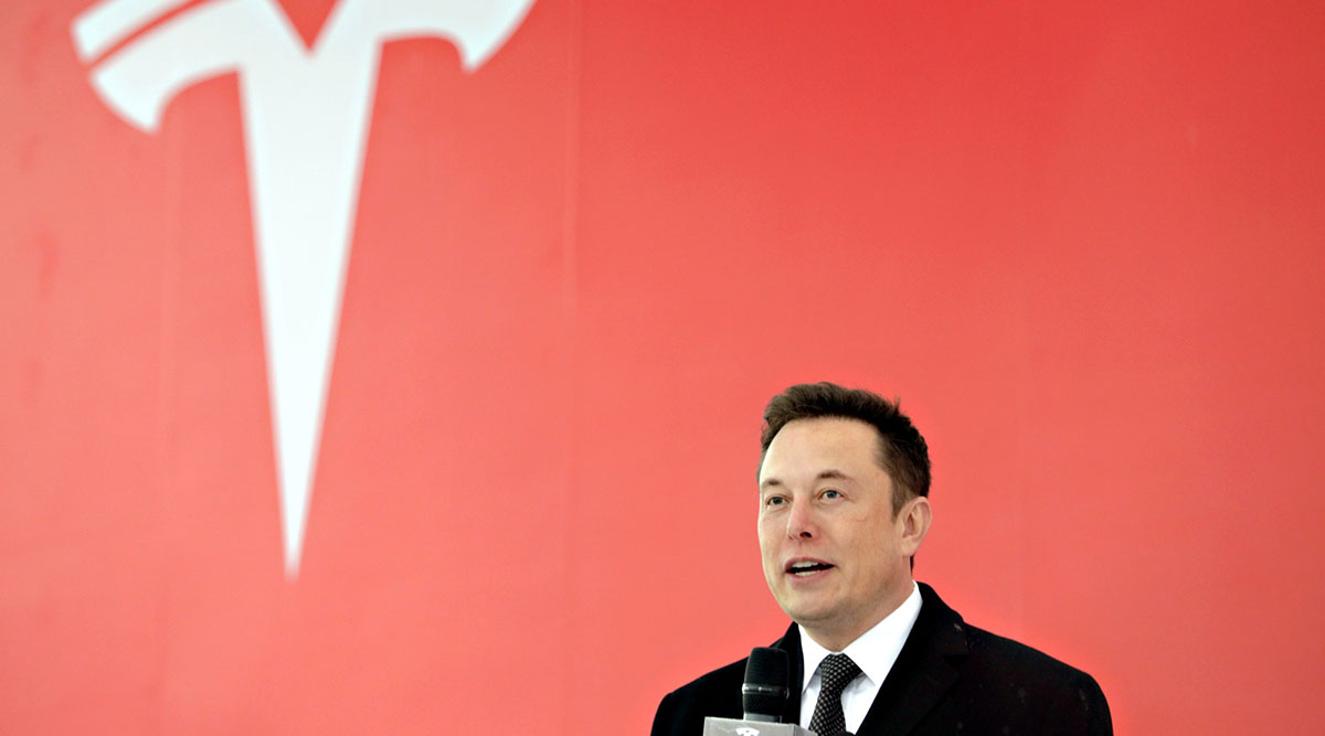 Musk Tesla The Tesla Ceo Elon Musk Visits Norway To Address Service Capacity