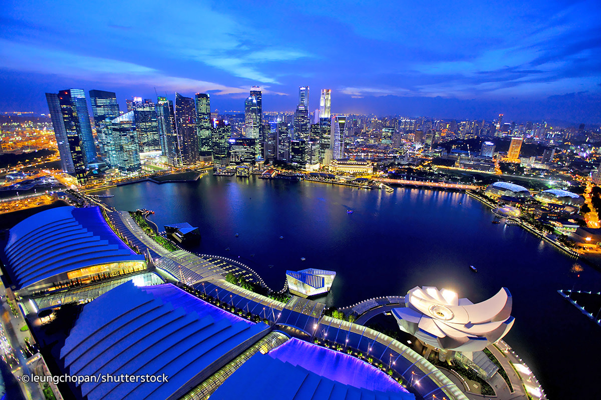 Marina Bay Sands Singapore Sands Skypark Observation Deck Singapore