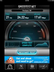 fast wifi