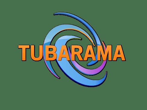 logo tubarama orange