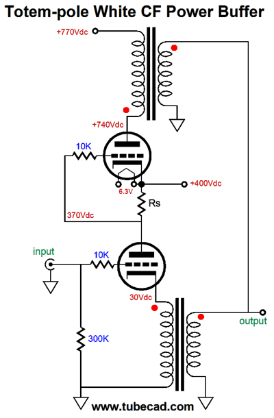 fast voltage driven current source