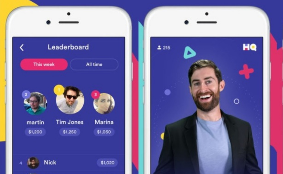 Live Hq Live Trivia App Hq Gave Away 7 500 Last Night And Drew 120 000