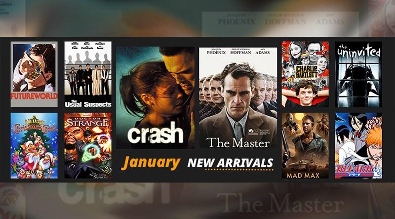 Tubi TV January Free Movies