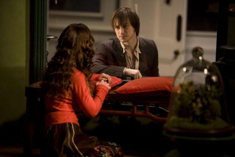 James McAvoy and Christina Ricci, Penelope