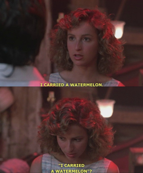 Favorite Dirty Dancing Quotes