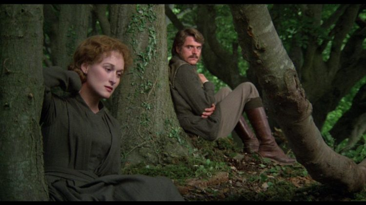Meryl Streep Movies Streaming on Tubi: The French Lieutenant's Woman