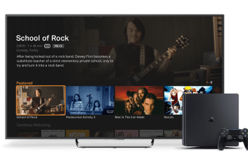 Tubi TV Launches on PlayStation